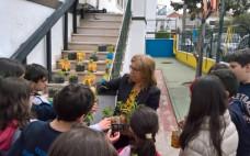 Município oferece cerca de 1800 plantas aos alunos do concelho