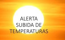 Alerta Vermelho | Aumento brusco das temperaturas