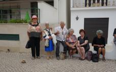 Visitas Culturais dos utentes do Centro de Convívio | Praia de São Martinho do Porto