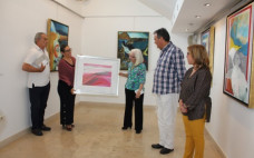Inauguração da Exposição de Pintura de Graciete Rosa Rosa