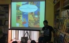 Histórias da Lusofonia, integrada no projeto Verão na BME 2018