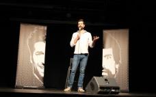 Espetáculo de Stand Up Comedy com António Raminhos enche Centro Cultural