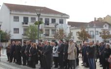 Entroncamento celebrou hoje o 73º aniversário da elevação a concelho