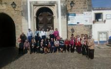 Utentes do Centro de Convívio do Entroncamento realizam visita cultural às Caldas da Rainha e Óbidos
