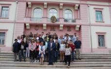 Intercâmbio Juvenil acolhe no Entroncamento 16 jovens de Friedberg