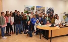 Alunos do Entroncamento realizam Intercâmbio Juvenil Escolar em Friedberg na Alemanha