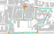 18 e 19 janeiro | Encerramento total do trânsito na Rua D. Nuno Álvares Pereira