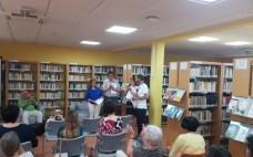 Conversas com Café... no 54º aniversário da Biblioteca Municipal