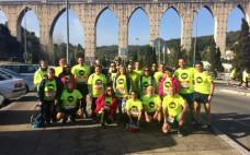 Atletas do CMMC participam na Meia e Mini Maratona de Lisboa