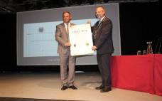 Acordo de Geminação entre os Municípios de Entroncamento e Friedberg assinado no Dia da Cidade