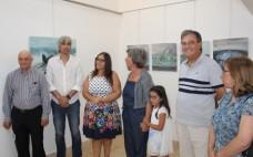 """Exposição de pintura de Liseta Queirós """"Traços dos Tempos"""" patente até 29 de agosto"""