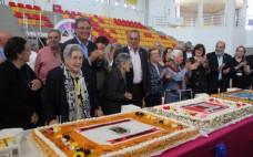 Dia Municipal do Idoso celebrado por mais de 650 idosos