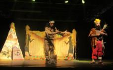 """Iakari e os 4 elementos"" subiram ao palco do Centro Cultural"