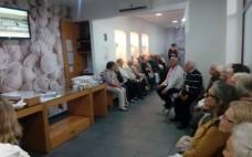 Utentes do Reviver comemoram Dia Mundial do Turismo e Dia Mundial do Idoso com visita a Aveiro