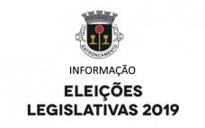Eleições Legislativas 2019 | Escrutínio Provisório