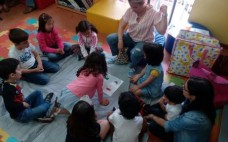 Biblioteca Municipal recebeu projeto que promove o sucesso Educativo