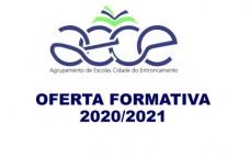 Oferta Educativa 2020/2021 - Agrupamento de Escolas Cidade do Entroncamento