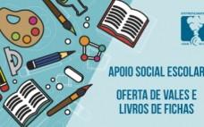 Município mantém apoio às famílias na área da educação no ano letivo 2020/2021