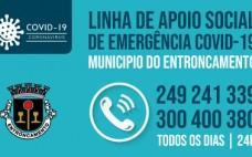 Linha de Apoio Social de Emergência COVID-19