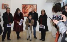 """Inauguração da Exposição de Pintura """"Explosões de Vida"""" na Galeria Municipal"""