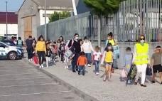 """Município comemora o Dia Europeu Sem Carros com a iniciativa """"Vou a pé para a escola"""""""
