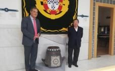Presidente da Câmara de Comércio de Pequenas e Médias Empresas Portugal-China visita o Entroncamento