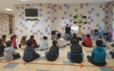 """""""Oficina de Valores"""" chegou a todos os alunos do 1º Ciclo das Escolas do Concelho"""