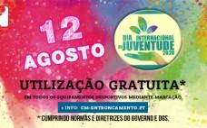 Comemorações do Dia Internacional da Juventude 2020 no Entroncamento