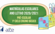 Matrículas 2020/2021 - Agrupamento de Escolas Cidade do Entroncamento