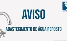 3 dezembro | Rua Ramalho Ortigão e Rua Júlio Dinis | Reposiçao do abastecimento de água