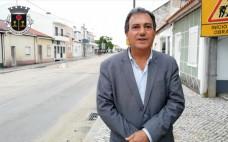 Presidente Jorge Faria faz acompanhamento de obras a decorrer no concelho