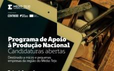Programa de Apoio à Produção Nacional tem Candidaturas Abertas na região do Médio Tejo