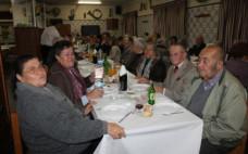 Utentes do Centro de Convívio participaram no Almoço de Natal