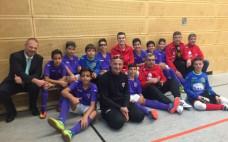 Secção de Futsal do Centro Recreativo Casal  do Grilo participaram em Torneio na Alemanha