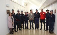 Inauguração da Exposição Fotográfica da Proteção Civil do Entroncamento