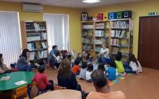 Biblioteca Municipal recebe projeto que promove o sucesso Educativo