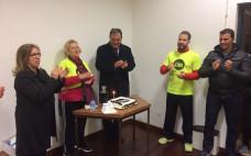 Entroncamento Night Runners celebrou ontem o 5.º aniversário