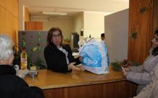 Autarquia entrega Cabazes de Natal a Famílias carenciadas do concelho