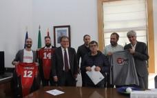 Assinatura do Protocolo de Cooperação entre o Município do Entroncamento e a Casa do Benfica do Entroncamento
