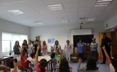 Inauguração Centro de Recursos da Escola Básica da Zona Verde