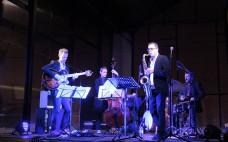 Entroncamento recebeu o 3º Ciclo de Jazz - César Cardoso Quartet no Museu Nacional Ferroviário