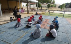 Oficina - Aprender os valores a jogar dirigida aos alunos do Pré-escolar