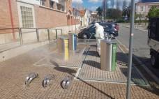 Município do Entroncamento realiza desinfeção de locais públicos