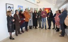 """Inauguração da Exposição Coletiva da Associação Entroncartes """"Fantasia da Arte"""""""