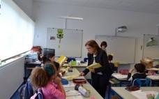 """Município do Entroncamento oferece livros aos alunos do 2º ano do 1º Ciclo no âmbito do Projeto """"Já sei ler"""""""