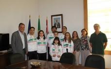 Receção aos atletas participantes na 5.ª Taça Mundial JKS KARATE - DO na Irlanda 1019