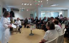 Centro de Convívio promove Sessões de Educação para a Saúde