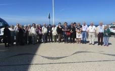 10.9.2019 | Visita à Praia da Nazaré dos utentes do Centro de Convívio