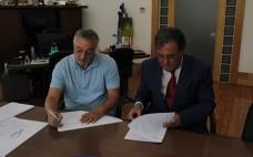 Município do Entroncamento e CLAC assinam Protocolo de Cooperação