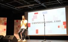 Centro Cultural esgotou a lotação no espetáculo de Stand Up Comedy de António Raminhos